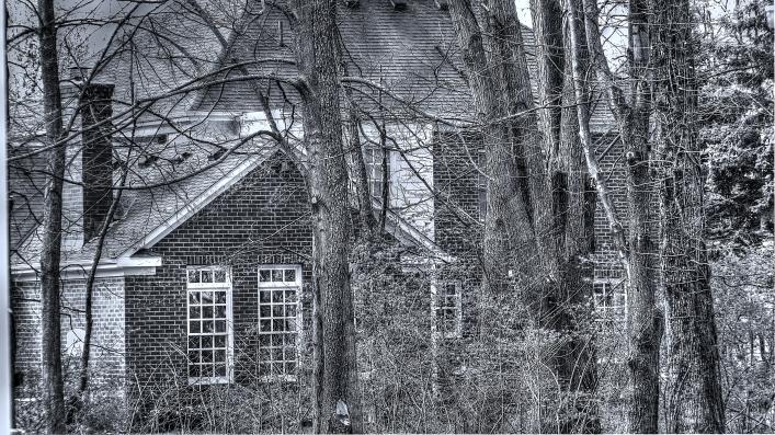 House Behind