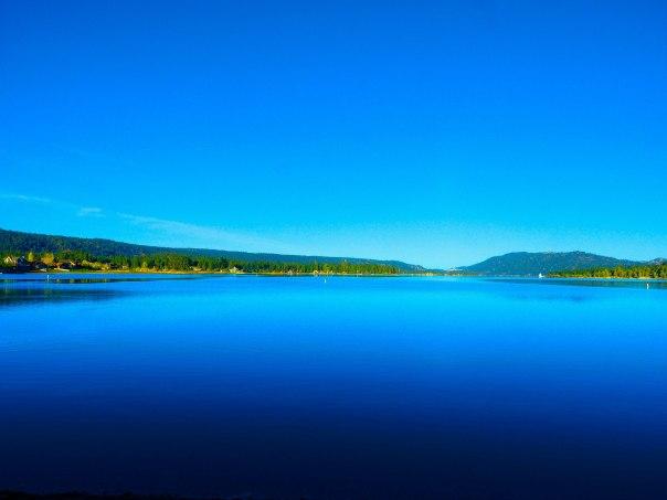 big-bear-lake-early-morning